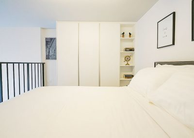 Deluxe One Bedroom with Balcony