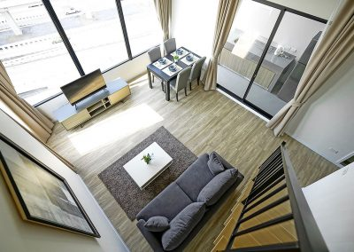Deluxe Two Bedroom with Balcony